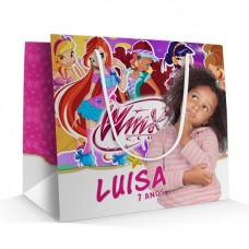 WINX CLUB - Sacola Personalizada