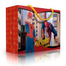 HOMEM ARANHA - Caixa Surpresa Personalizada