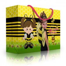 ABELHINHA - Caixa Surpresa Personalizada